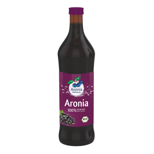 ARONIA ORIGINAL ORGANIC 100% ARONIA JUICE 700ML