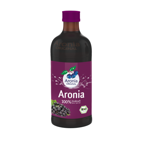 ARONIA ORIGINAL 100% PURE ORGANIC ARONIA JUICE 350ML