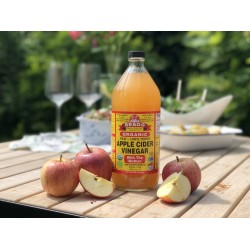 Bragg Apple Cider Vinegar Feature in Healthy Magazine