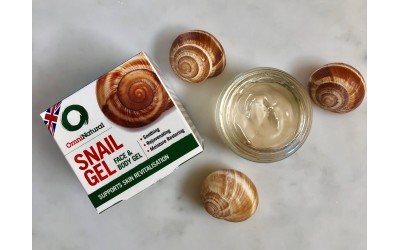 Snail Gel for hydrated and plump skin