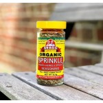 BRAGG ORGANIC SPRINKLE ALL NATURAL HERB & SPICE SEASONING - 42.5G