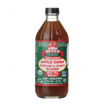 BRAGG ORGANIC APPLE CIDER VINEGAR AND HONEY BLEND - 473ML