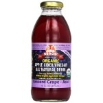BRAGG ORGANIC APPLE CIDER VINEGAR GRAPE DRINK - 473ml
