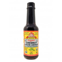 BRAGG ORGANIC COCONUT LIQUID AMINOS 296ML