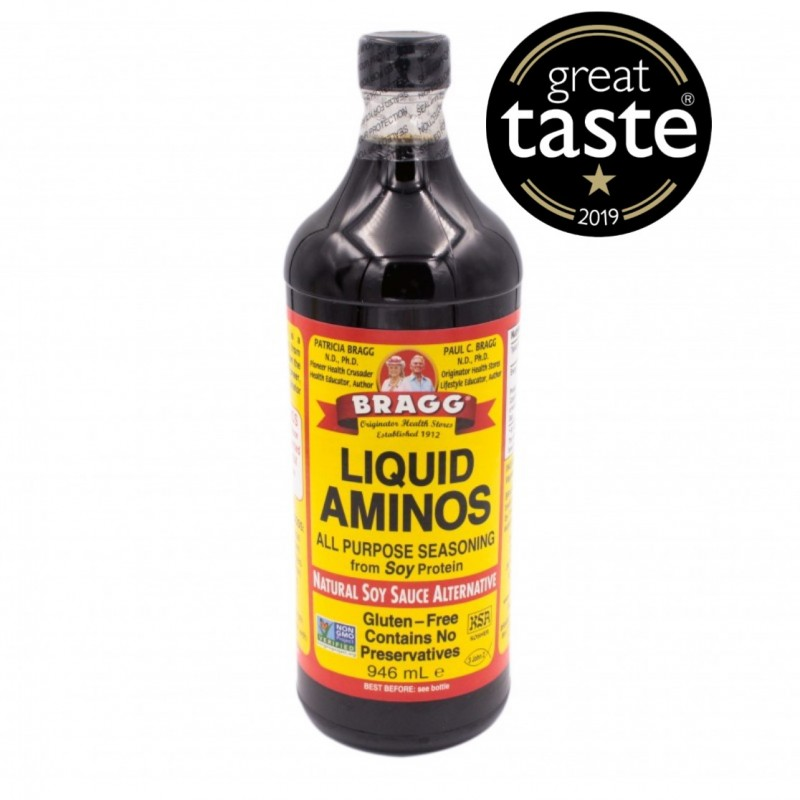 Bragg Liquid Aminos 946ml Omninatural