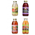 BRAGG ORGANIC APPLE CIDER VINEGAR DRINKS TASTER PACK (4 X 473ML)