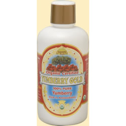 DYNAMIC HEALTH ORGANIC YUMBERRY GOLD - 946ML