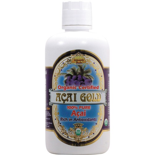 DYNAMIC HEALTH ORGANIC ACAI GOLD 946ml