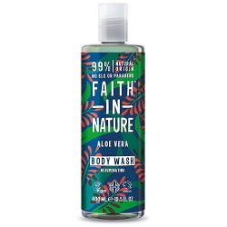 FAITH IN NATURE ALOE VERA BODY WASH 400ML