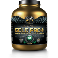 Gold Tech Nutrition Gold Pro Plus Chocolate (2.25kg) - CLEARANCE