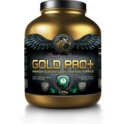 Gold Tech Nutrition Gold Pro Plus Strawberry (2.25kg) - CLEARANCE