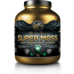 GOLD TECH NUTRITION SUPER MASS CHOCOLATE 4KG
