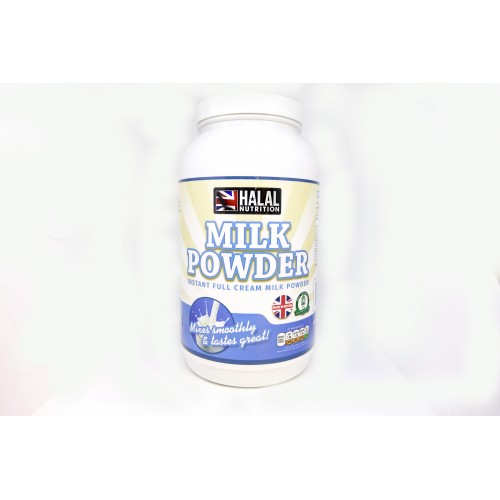 Halal Nutrition - Instant Full Cream Milk Powder - 1kg