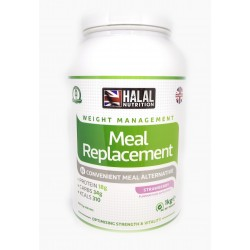 Halal Nutrition - Meal Replacement (Strawberry) - 1kg
