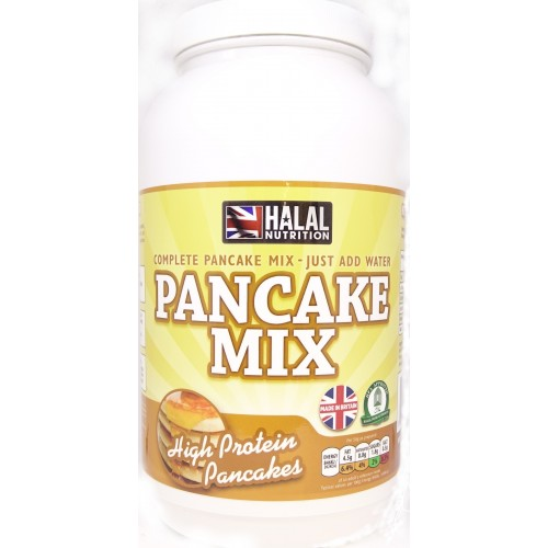 Halal Nutrition - Pancake Mix - 1kg