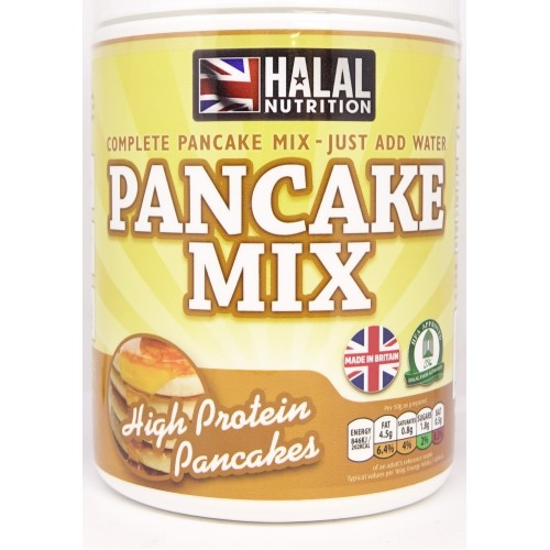 Halal Nutrition - Pancake Mix 400g