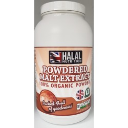 Halal Nutrition - Powdered Malt Extract 1Kg
