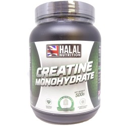 Halal Nutrition - Creatine Monohydrate Powder 500g