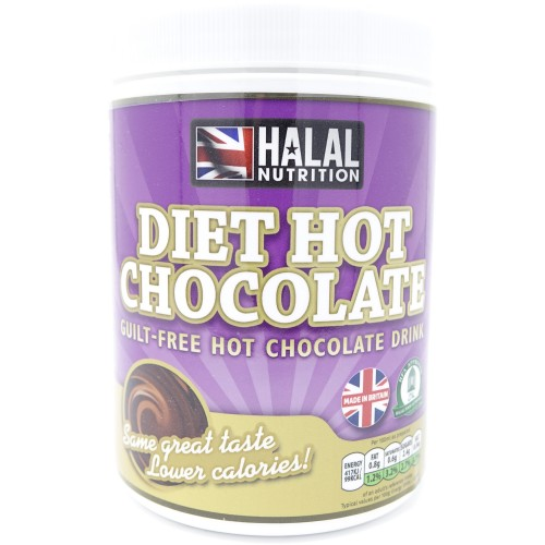 Halal Nutrition - Diet Hot Chocolate 400g