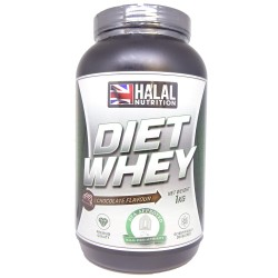 Halal Nutrition - Diet Whey (Chocolate) - 1kg - CLEARANCE