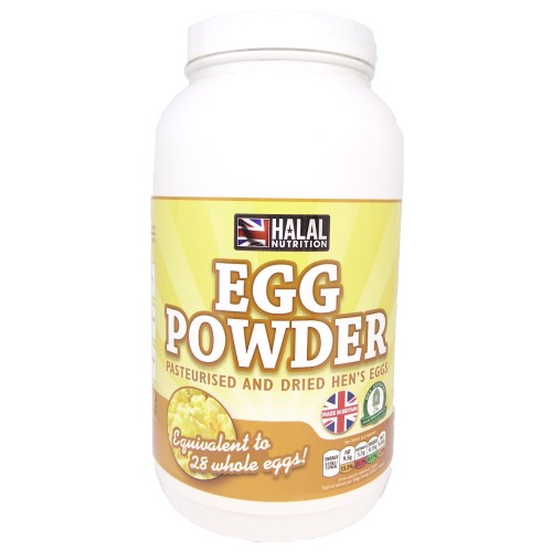 Halal Nutrition - Egg Powder - 1kg