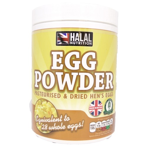 Halal Nutrition - Egg Powder 300g - CLEARANCE