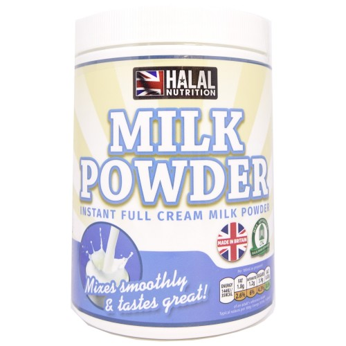 Halal Nutrition - Instant Full Cream Milk Powder 400g