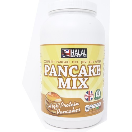 Halal Nutrition - Pancake Mix - 1kg - CLEARANCE