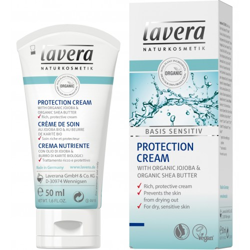 LAVERA BASIS PROTECTION CREAM  50ml