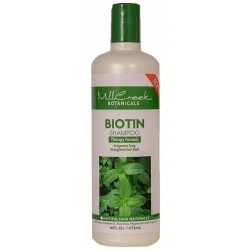 MILL CREEK BIOTIN SHAMPOO 473ML