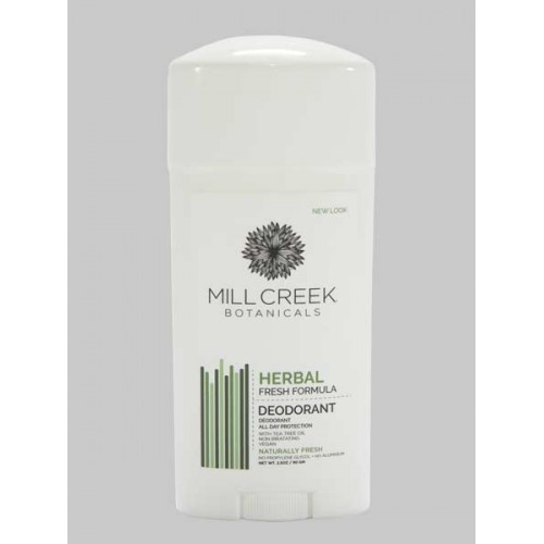MILL CREEK BOTANICALS HERBAL STICK DEODORANT 90G