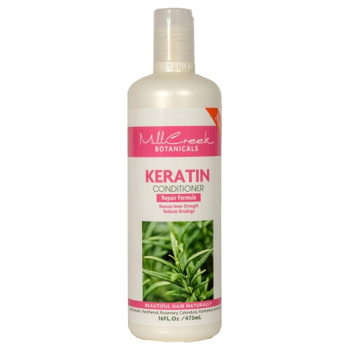 CLEARANCE - MILL CREEK KERATIN CONDITIONER 473ML