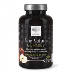 NEW NORDIC HAIR VOLUME GUMMIES (60)