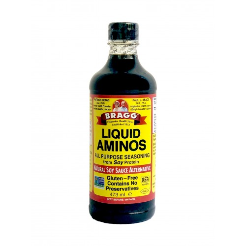 BRAGG LIQUID AMINOS - 946ML