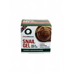 OMNINATURAL SNAIL GEL - 50ML