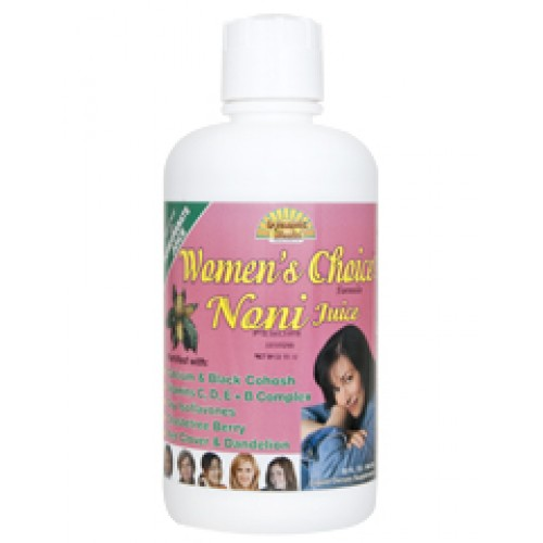 DYNAMIC HEALTH WOMENS CHOICE NONI JUICE - 946ml