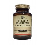 SOLGAR HYALURONIC ACID COMPLEX 30 TABLETS