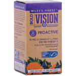WILEY'S FINEST BOLD VISION PROACTIVE 60 SOFTGELS