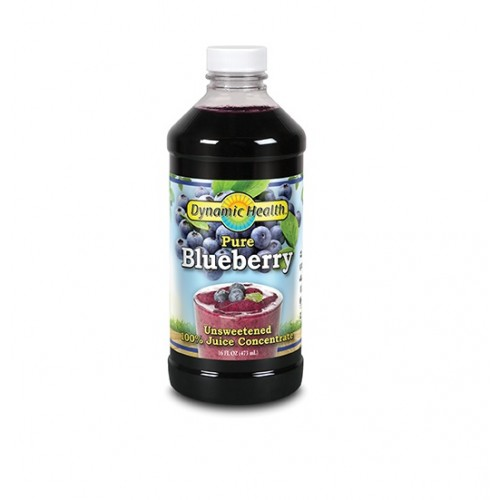 DYNAMIC HEALTH BLUEBERRY - 473ml